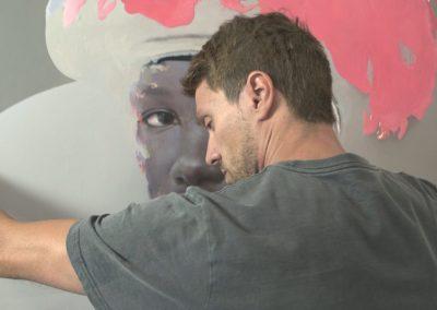 Juan Naranjo – Pintor