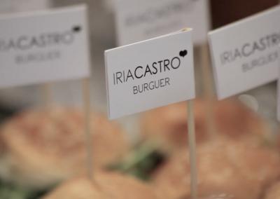 Iria Castro – Catering promo
