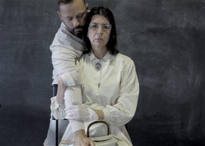 Chevi Muraday & Miss Beige